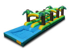 Dual Lane Tropical Slip and Slide