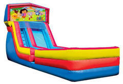 Dora The Explorer Wet Slide