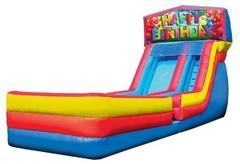 Happy Birthday 2 Wet Slide