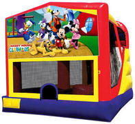 Mickey Mouse Clubhouse 4-in-1 Combo