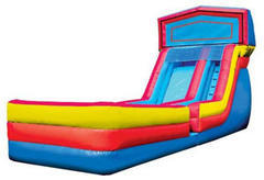 Funhouse Wet Slide