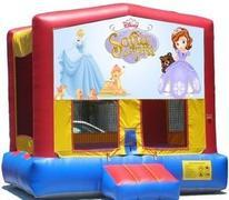 Sofia The First Bouncer - 13x13