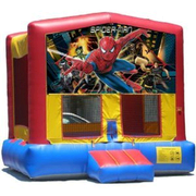 Spiderman Bouncer - 13x13