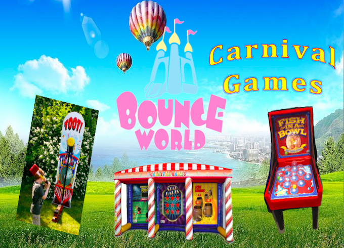 Carnival themed games