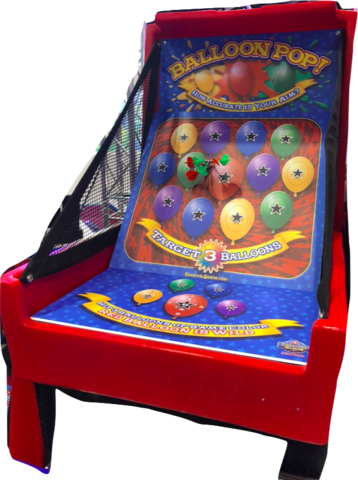 Balloon Pop - Carnival Game