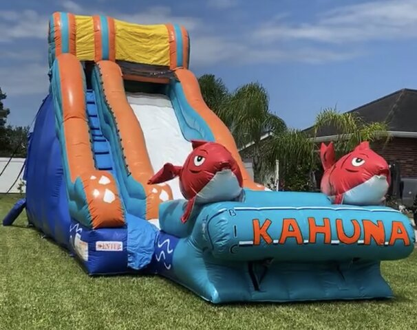 17 ft Big Kahuna (bumper)