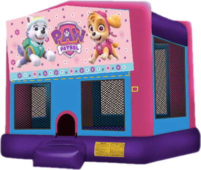 Paw Patrol Girls Bounce - Pink