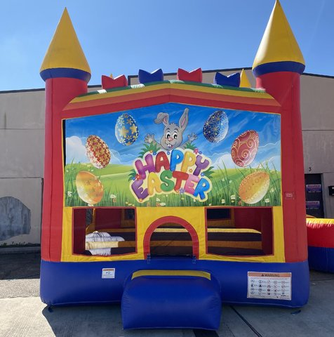 Easter 2 bounce house