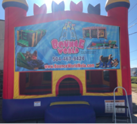 Bounce World bounce house