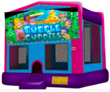 Bubble Guppies pink bounce