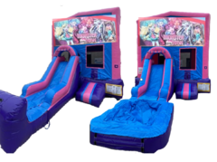 Monsters High Combo 2 Pink (bumper or pool)