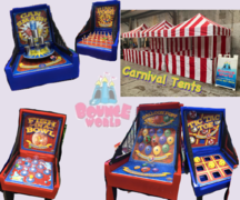 Carnival Tents and Games Package