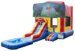 Puppy Dog Pals Combo 2 (bumper or pool)