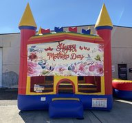 Mothers' Day bounce house