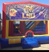 LSU bounce house