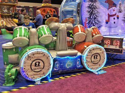 EZ Beats Inflatable Drum Inflatable Interactive Game