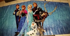 Frozen Bounce House #2