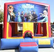 Frozen Bounce House #1
