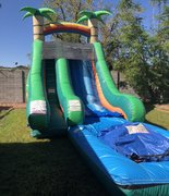 18FT Tropical Water Slide