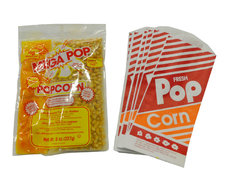 Additional 50 Popcorn Servings