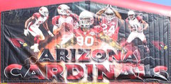 10' Banner - Arizona Cardinals