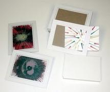*Spin Art Cards & Frames