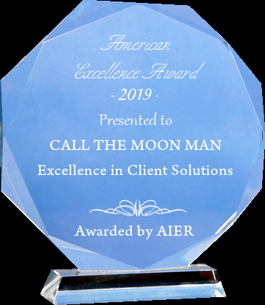 AIER for Economic Leadership Award for Call The Moon Man