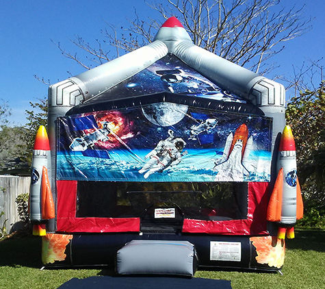 Bounce House Rentals Ft Pierce From Call The Moon Man