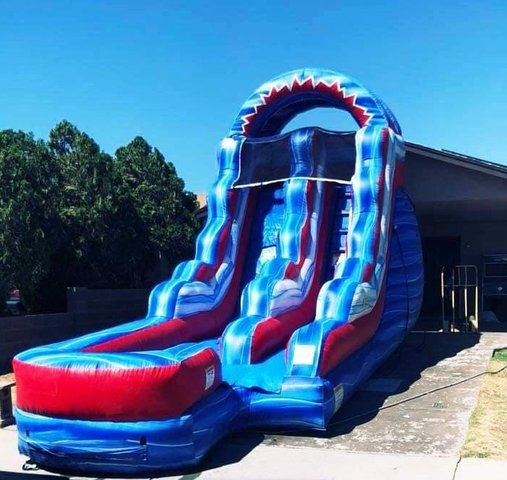 House Rentals In Vero Beach Fl: Water Slide And Bounce