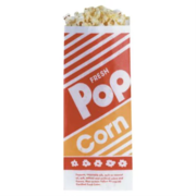 Popcorn Bags: Supplies