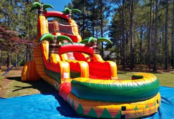 Water Slides Rental