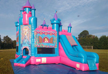 Combo Bounce House Rentals from Carolina Fun Factory