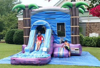 Water Slide Rentals from Carolina Fun Factory