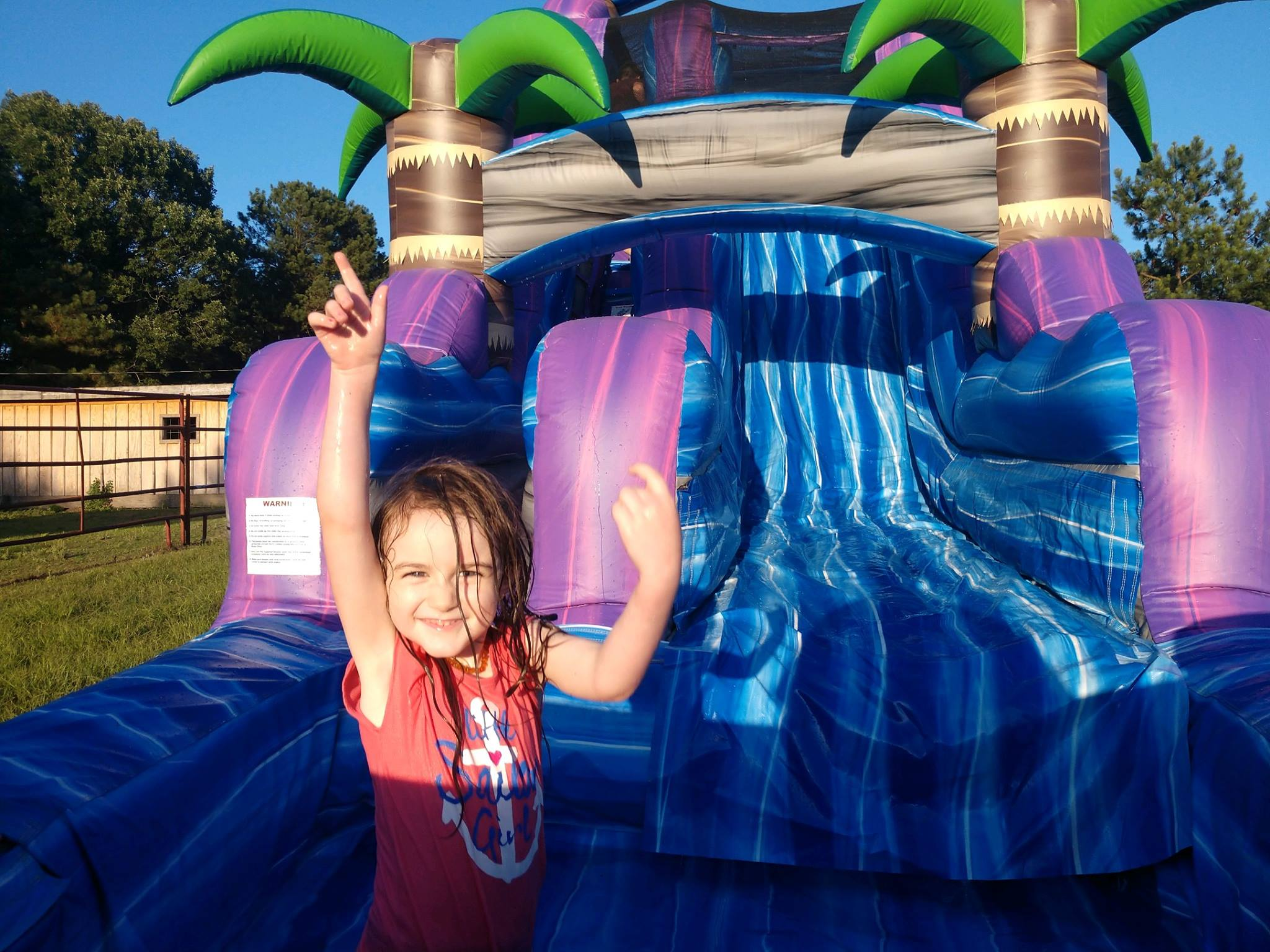 Image of: Party And Bounce House Rentals Carolina Fun Factory