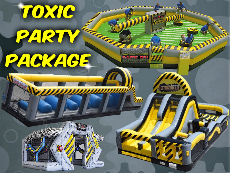 Toxic Party School Event