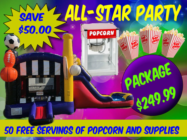 All-Star Party Package