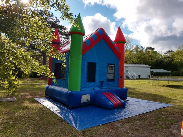 Bluebeard's Bounce Castle