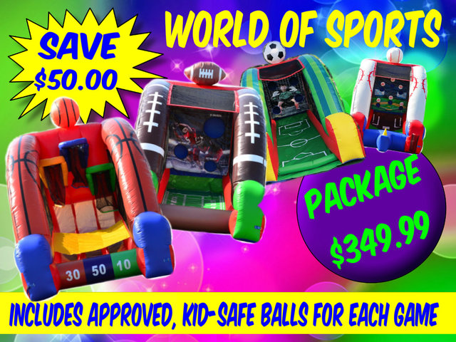 World of Sports Value Package