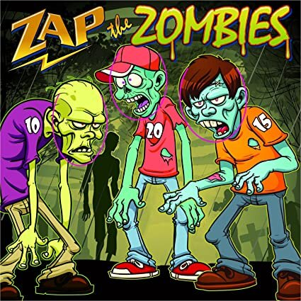 Zap the Zombies Carnival Game Rental