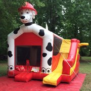 Paw Patrol Bounce House Combo - Marshall