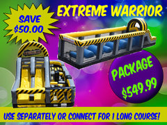 Extreme Warriors Challenge Package