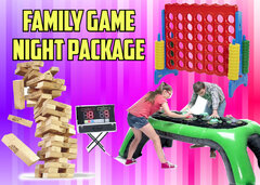 Family Game Night Package