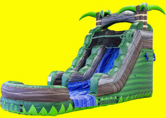 Congo Rainforest Water Slide - 15ft