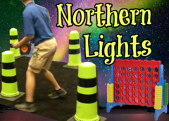 Indoor Games For Family - Northern Lights Edition