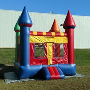 The Little Kingdom Bounce Castle