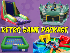 Retro Games Package