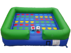 Inflatable Twister Game Rental