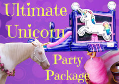 Ultimate Unicorn Party Package