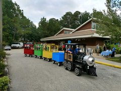 Carolina Family Express Trackless Train