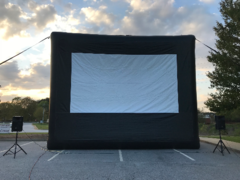 Movie Screens and Equipment